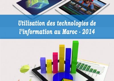 Utilisation des NTIC au Maroc – 2014
