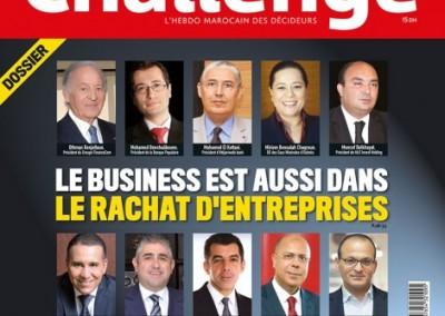 Challenge.ma – Internet : Les banques Marocaines boudent la toile