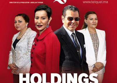 Telquel – Comment les assureurs marocains utilisent le Web