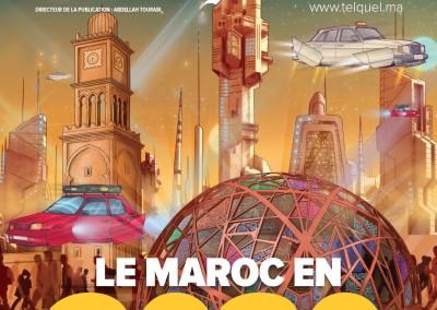 Telquel – Les banques marocaines ne profitent pas assez du web