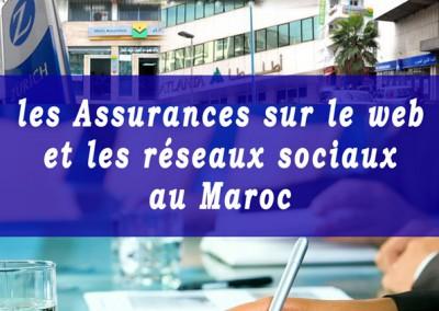 [Etude Digitale] les Assurances Marocaines sur le Web