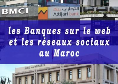 [Etude Digitale] les Banques Marocaines sur le Web