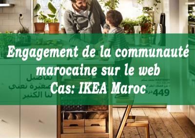 [Analyse Web] Communauté marocaine sur le web – Cas: Lancement IKEA Maroc