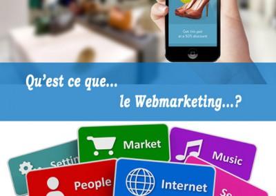 le Marketing Digital (Webmarketing)