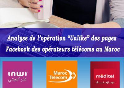 [Analyse Web] Campagne Unlike contre la décision du blocage de la VoIP au Maroc